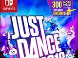 Just Dance 2018 (Cartoon / Anime Characters Edition) (PandaB31 version)