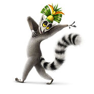 King julien all hail king julien