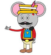 Mr. Einstein Hamster (Third Musketeer)