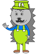 Mr Derick Quillers (Luigi)
