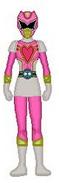Pink Card Knight Ranger