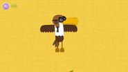 Alive Eagle