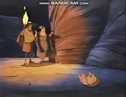 Amphitryon and Alcmene find Hercules crying
