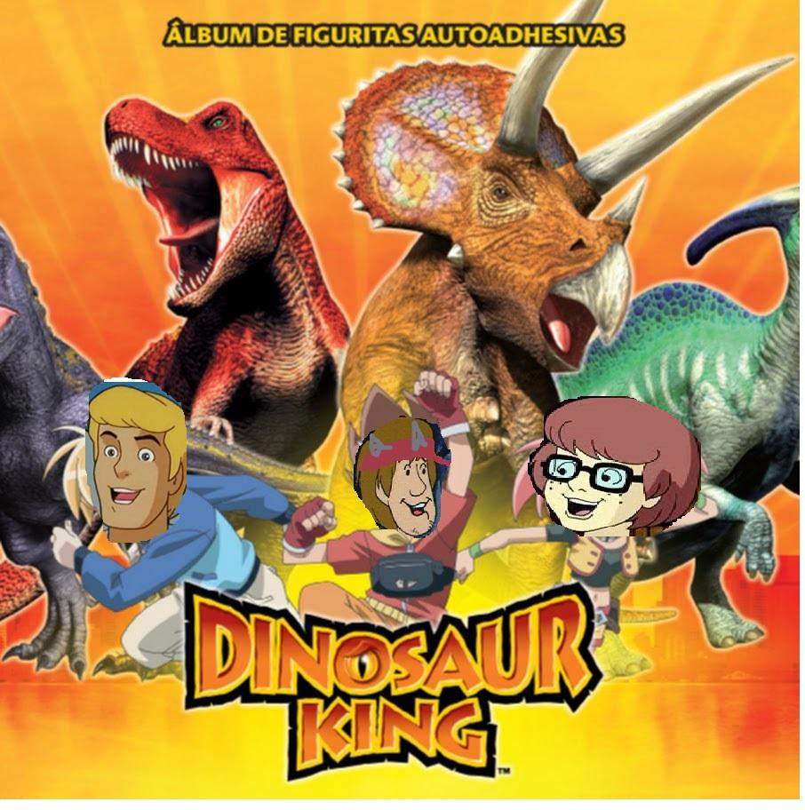 Dinosaur King disponible en la plataforma VIX