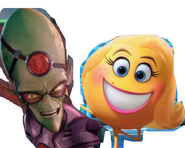 Dr. Nefarious and Smiler