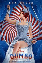 Dumbo IMAX character poster 1
