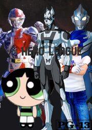Hero League poster