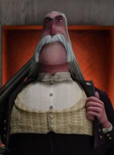Lord Piggot-Dunceby