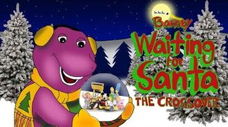 Barney and the Backyard Gang Crossover Series Waiting For Santa The Crossover