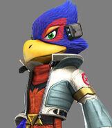 Falco in Star Fox Zero