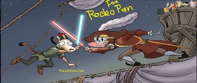 Fox Rocko Pan.