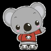 Tolee the Koala