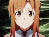 Asuna in Wonderland