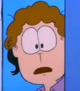 Jon Arbuckle in Garfield's Babes and Bullets