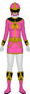 Pink Gormiti Ranger
