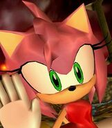Amy Rose in Shadow the Hedgehog (2005)