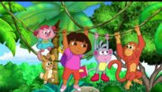 Dora Swinging With Friends 2