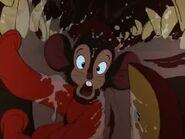 Fievel swallowed alive