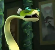 Master Viper and Slytherin have the same species
