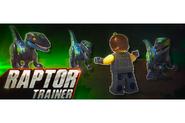 Rex Dangervest's Raptors