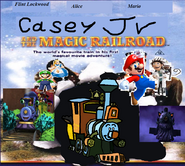 The Casey Jr and Friends Film Posters Part 01