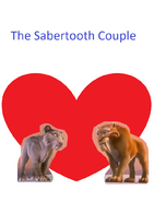 The Sabertooth Couple Poster