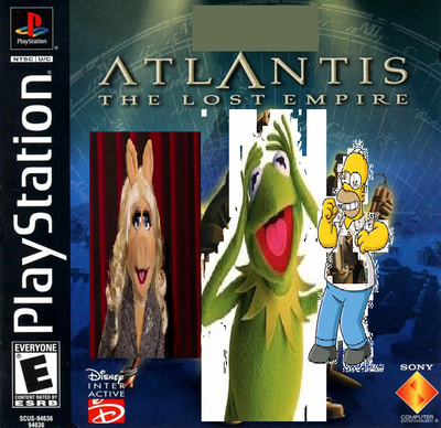 Atlantis 1 (PS1)
