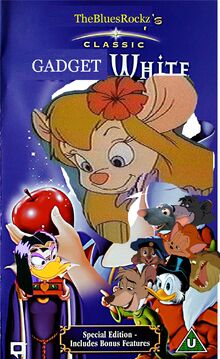 Gadget White and The Seven Rodents Poster
