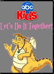 Let's Do It Together DVD Cover