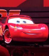Lightning McQueen in Lightning McQueen's Racing Academy