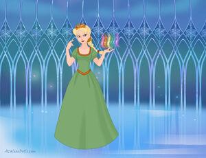Princess Guinevere (Sarah West's Disney Princess OCs)
