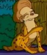 Simpsons Hyena