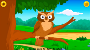Animal Sounds Song Owl