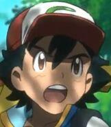 Ash Ketchum in Pokemon the Movie Coco