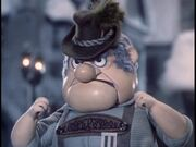 Burgermiester Miesterburger (Santa Claus is Comin' to Town)