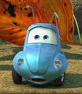 Flik in Cars