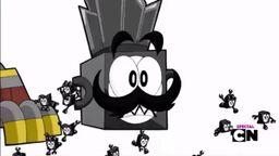 King Nixel's Head