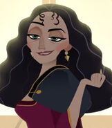Mother Gothel in Tangled- The Series