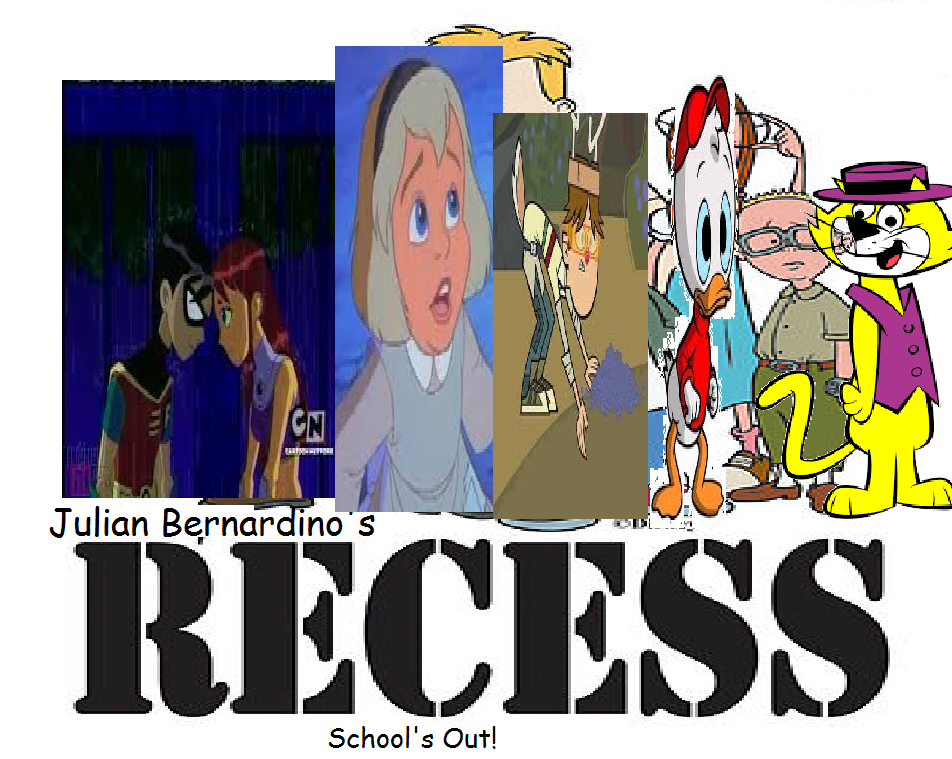 Category Recess School Out Movies The Parody Wiki