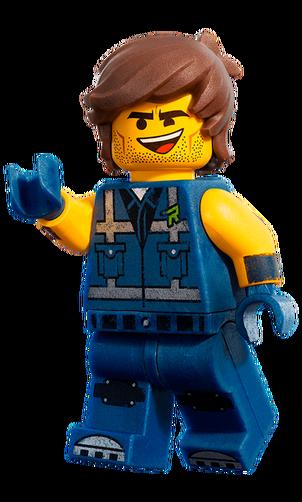 Rex dangervest lego movie 2