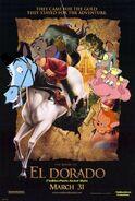 The Road to El Dorado (TheBluesRockz Animal Style) Poster