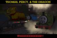 The dragon appears by newthomasfan89-dagimqi