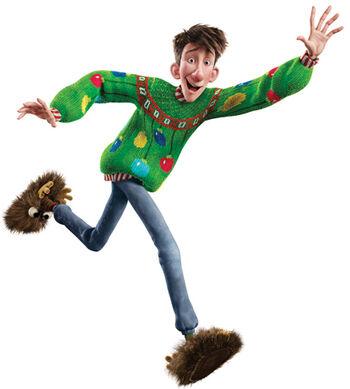 Arthur claus arthur christmas
