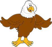Bald Eagle Egg