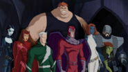 Brotherhood of Mutants (Wolverine and the X-Men) PNG