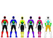 Edenian Rangers