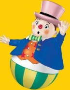 Mr wobbly man