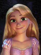 Rapunzel princess hero