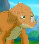 Cera in The Land Before Time 13 The Wisdom of Friends