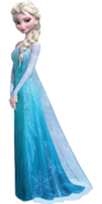 Elsa as Emily